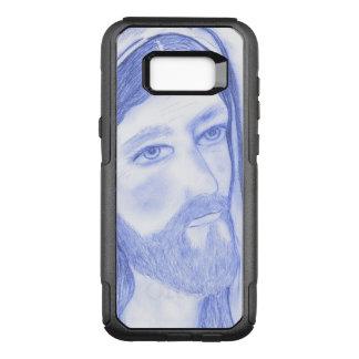 Capa OtterBox Commuter Para Samsung Galaxy S8+ Jesus sério