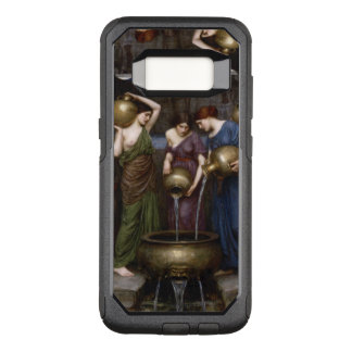 Capa OtterBox Commuter Para Samsung Galaxy S8 John William Waterhouse Danaides