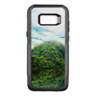 Capa OtterBox Commuter Para Samsung Galaxy S8+ Lago abalone