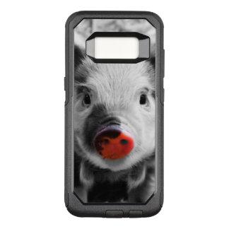 Capa OtterBox Commuter Para Samsung Galaxy S8 leitão doce