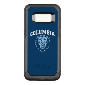 Capa OtterBox Commuter Para Samsung Galaxy S8 Leões da Universidade de Columbia |