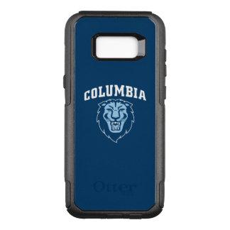 Capa OtterBox Commuter Para Samsung Galaxy S8+ Leões da Universidade de Columbia |