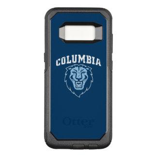 Capa OtterBox Commuter Para Samsung Galaxy S8 Leões da Universidade de Columbia | - vintage