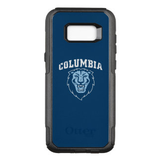 Capa OtterBox Commuter Para Samsung Galaxy S8+ Leões da Universidade de Columbia | - vintage