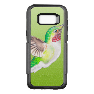 Capa OtterBox Commuter Para Samsung Galaxy S8+ Limão de Hummer
