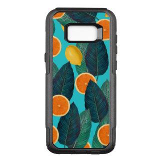 Capa OtterBox Commuter Para Samsung Galaxy S8+ limões e cerceta das laranjas