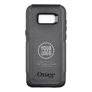 Capa OtterBox Commuter Para Samsung Galaxy S8+ Logotipo feito sob encomenda marcado