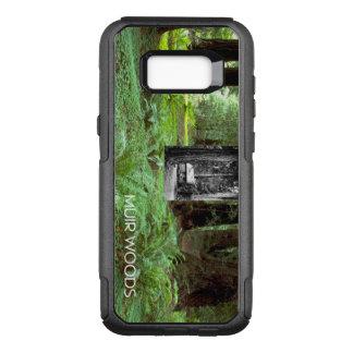 Capa OtterBox Commuter Para Samsung Galaxy S8+ Madeiras de ABH Muir
