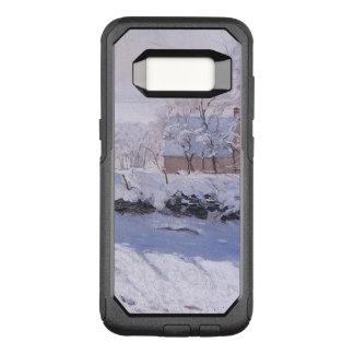 Capa OtterBox Commuter Para Samsung Galaxy S8 Magpie de Claude Monet-The