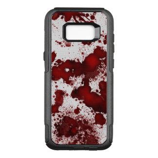 Capa OtterBox Commuter Para Samsung Galaxy S8+ Manchas de sangue de Falln