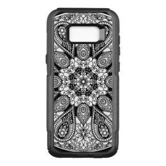 Capa OtterBox Commuter Para Samsung Galaxy S8+ Mandala 15