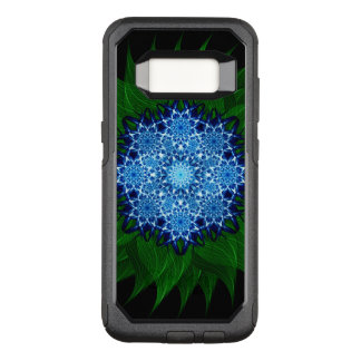 Capa OtterBox Commuter Para Samsung Galaxy S8 Mandala ártica da flor