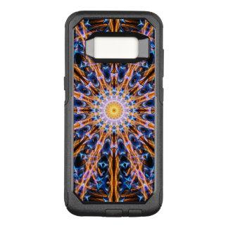 Capa OtterBox Commuter Para Samsung Galaxy S8 Mandala da estrela da alquimia