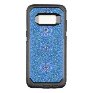 """Capa OtterBox Commuter Para Samsung Galaxy S8 Mandala da inspiração - """"alegria """""""