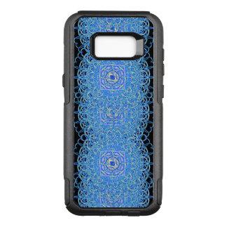 """Capa OtterBox Commuter Para Samsung Galaxy S8+ Mandala da inspiração - """"alegria """""""