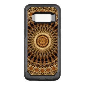 Capa OtterBox Commuter Para Samsung Galaxy S8 Mandala de Colluseum