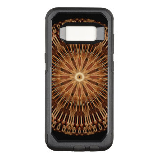 Capa OtterBox Commuter Para Samsung Galaxy S8 Mandala de terra da porta
