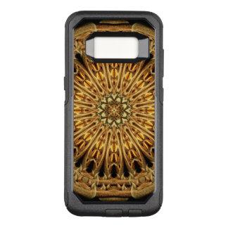 Capa OtterBox Commuter Para Samsung Galaxy S8 Mandala do cristal da terra