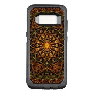 Capa OtterBox Commuter Para Samsung Galaxy S8 Mandala do olho do templo