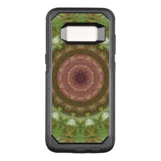 Capa OtterBox Commuter Para Samsung Galaxy S8 Mandala do portal da floresta