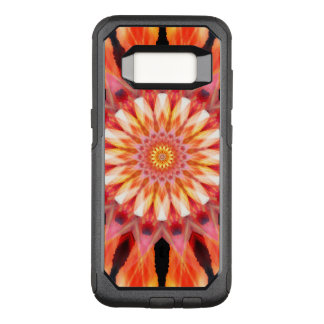 Capa OtterBox Commuter Para Samsung Galaxy S8 mandala fractalized do nascer do sol