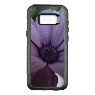 Capa OtterBox Commuter Para Samsung Galaxy S8+ Margarida doce de Lavendar