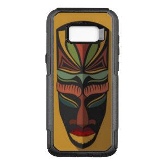 Capa OtterBox Commuter Para Samsung Galaxy S8+ Máscara colorida africana