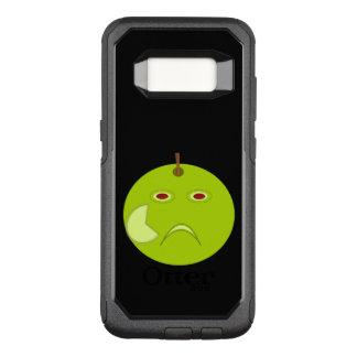 Capa OtterBox Commuter Para Samsung Galaxy S8 Mau com capa de telefone do Dia das Bruxas da