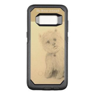 Capa OtterBox Commuter Para Samsung Galaxy S8 Meu caro amigo