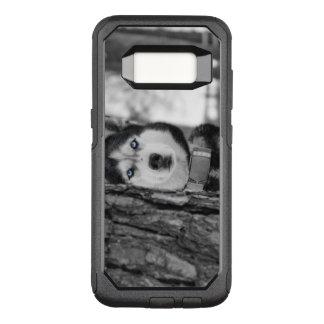 Capa OtterBox Commuter Para Samsung Galaxy S8 Meus olhos de azuis bebés