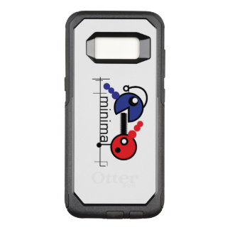 Capa OtterBox Commuter Para Samsung Galaxy S8 mínimo