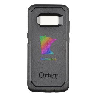 Capa OtterBox Commuter Para Samsung Galaxy S8 Minnesota