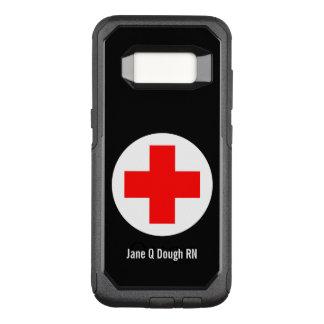 Capa OtterBox Commuter Para Samsung Galaxy S8 Modelo conhecido da enfermeira