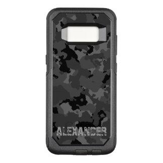 Capa OtterBox Commuter Para Samsung Galaxy S8 Modelo conhecido escuro de Camo