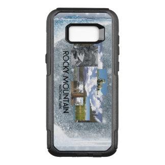 Capa OtterBox Commuter Para Samsung Galaxy S8+ Montanha rochosa de ABH