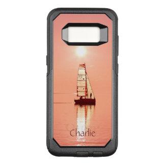 Capa OtterBox Commuter Para Samsung Galaxy S8 Navegando capas de telefone feitas sob encomenda