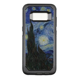 Capa OtterBox Commuter Para Samsung Galaxy S8 Noite estrelado Van Gogh