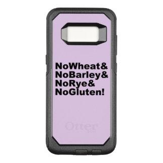 Capa OtterBox Commuter Para Samsung Galaxy S8 NoWheat&NoBarley&NoRye&NoGluten! (preto)