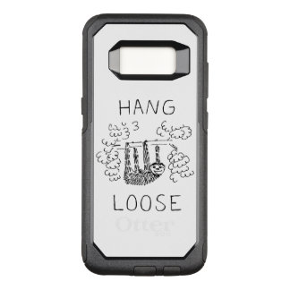 Capa OtterBox Commuter Para Samsung Galaxy S8 O cair afrouxa a preguiça