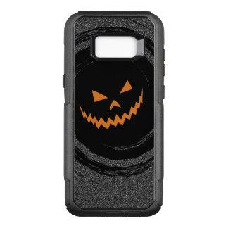 Capa OtterBox Commuter Para Samsung Galaxy S8+ O Dia das Bruxas Jack de incandescência O'Lantern