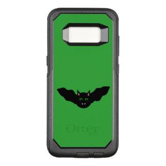 Capa OtterBox Commuter Para Samsung Galaxy S8 O gato do vampiro enfrentou a capa de telefone do