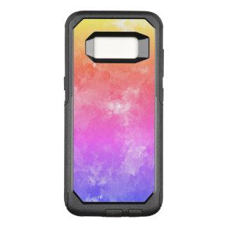Capa OtterBox Commuter Para Samsung Galaxy S8 O impressão colorido Samsung da esponja encaixota