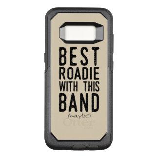 Capa OtterBox Commuter Para Samsung Galaxy S8 O melhor Roadie (talvez) (preto)