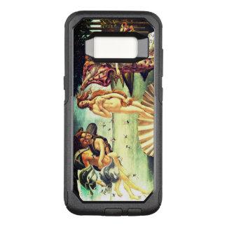 Capa OtterBox Commuter Para Samsung Galaxy S8 O nascimento de Venus