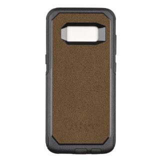 Capa OtterBox Commuter Para Samsung Galaxy S8 O olhar confortavelmente da textura da camurça de