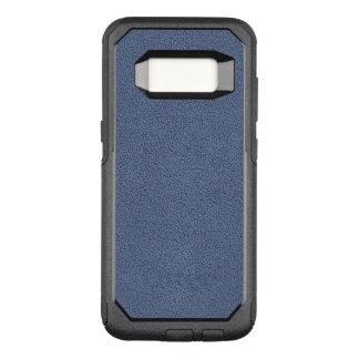 Capa OtterBox Commuter Para Samsung Galaxy S8 O olhar de confortavelmente Slate a textura azul