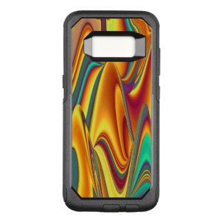 Capa OtterBox Commuter Para Samsung Galaxy S8 O outono do verão do primavera floresce a mágica