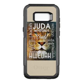Capa OtterBox Commuter Para Samsung Galaxy S8+ O reino de Judah
