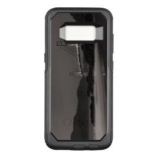 Capa OtterBox Commuter Para Samsung Galaxy S8 O relógio de noite no Golden Gate