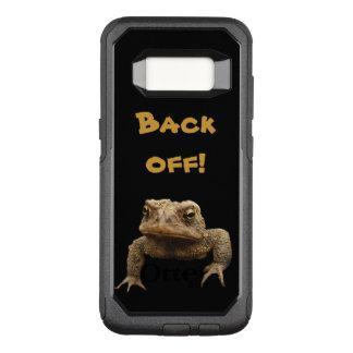 Capa OtterBox Commuter Para Samsung Galaxy S8 O sapo americano desembaraça da caixa da galáxia